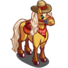 Rodeo Bronco Horse-icon