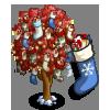 Stocking Tree-icon