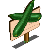 Zucchini Mastery Sign-icon