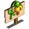 Brass Bell Flower Mastery Sign-icon