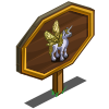 Dragonfly Pegacorn Mastery Sign-icon