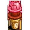 Ice Cream Sugar Cone-icon