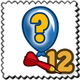 Mystery Game Dart Stamp 2-icon