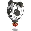 Panda Air Balloon-icon