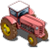 Pink Tractor-icon