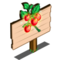 Sleigh Guider Cherries Mastery Sign-icon