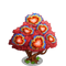 Tie-Dye Heart Tree-icon