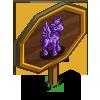 Amethyst Pegacorn Foal Mastery Sign-icon