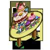 Cupcake Tree Mastery Sign-icon
