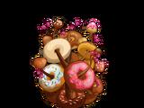 Donuts Tree