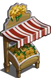 Golden Poinsettia Stall-icon