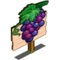 Grape Mastery Sign-icon