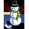 Magic Snowman 4-icon