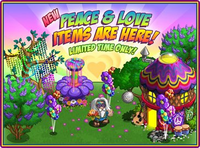Peace and Love Event (2012) Loading Screen