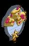 Raspberry Blondie 1 Star Mastery Sign-icon