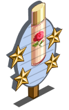 Rose Petal Water 4 Star Mastery Sign-icon