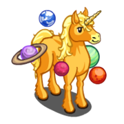 Solar System Unicorn-icon