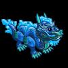 Blue Water Dragon-icon