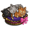 Kitten Basket II-icon