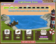 Lighthouse Cove Stage 3