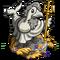 Poseidon Statue-icon