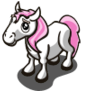 Rosa Pony-Fohlen-icon