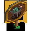 Saurolophus Mastery Sign-icon
