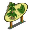 Tempskya Tree Mastery Sign-icon