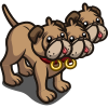 Three Headed Dog-icon