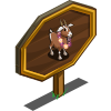 Aloha Goat Mastery Sign-icon