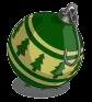 Green Ornament-icon