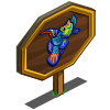 Mandarinfish Mastery Sign-icon