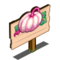 Obal Pumpkin Mastery Sign-icon