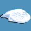 Snow angel-icon