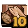 Fire Logs II-icon