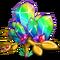 Giant Rainbow Prism Tree-icon