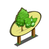 Ginkgo Tree Mastery Sign-icon