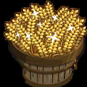 Golden Wheat Bushel-icon