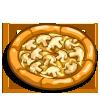 Mushroom Pizza-icon