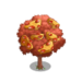 Strawberry Scone Tree-icon