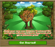 Ultimate Treehouse Pop Up Notification