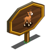 Autumn Foal Mastery Sign-icon