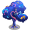 Big Rainbow Neon Hearts Tree-icon