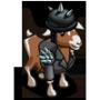 Biker Goat-icon