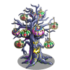 Caramel Skull Tree-icon