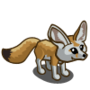 Fennec Fox-icon
