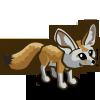 Fennec Fox-icon