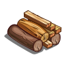 Firewood Pile-icon