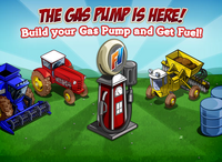 Gas Pump Loading Screen