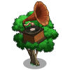Giant Gramaphone Tree-icon